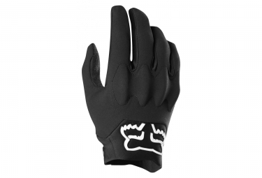 Fox Attack Fire Gloves Black