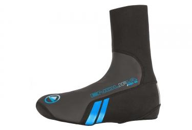 Couvre chaussures endura pro sl noir bleu fluo 37 39 5
