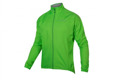 Endura Xtract II Water Repellent Jacket Hi-Viz Green