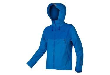 Endura MT500 Waterproof Jacket Azure Blue