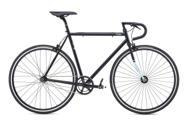 Velo fixie fuji feather 2019 noir 52 cm 163 170 cm