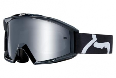 Masque Fox Main Goggle - Race Noir
