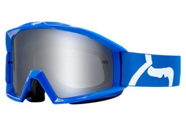 Masque Fox Main Goggle - Race Bleu