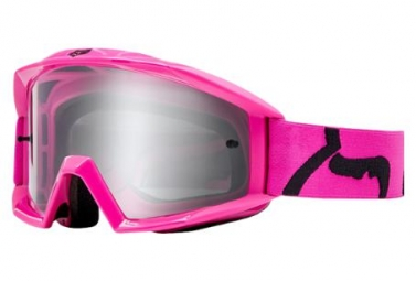 Masque fox main goggle race rose