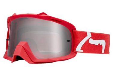 Fox Air Space Goggle - Race Red