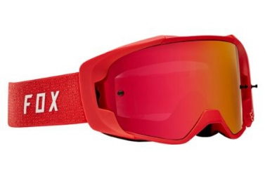 Fox Vue Mask Goggle Red