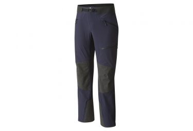 Pantalon Mountain Hardwear Touren Bleu