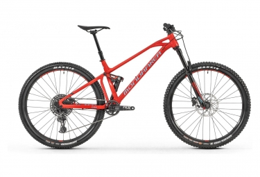 MTB Full Suspension Mondraker Foxy 29 Sram NX Eagle 12v Rosso / Blu 2019