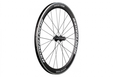 Roue arriere bontrager aeolus comp 5 tubeless ready 9x130mm corps shimano sram stickers blanc 2019