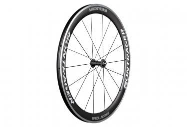 Roue Avant Bontrager Aeolus Comp 5 Tubeless Ready | 9x100mm (Stickers Blanc) 2019