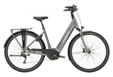 Trek TM4+ Lowstep Womens E-Bike  Gris