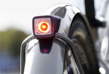 Vélo de Ville Électrique Femme Trek Verve+ Lowstep Shimano Alivio 9V 400 Gris 2019