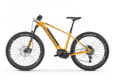 Mondraker Electric Hardtail MTB Prime R+ Sram NX 11s Yellow / Black 2019