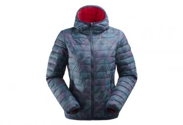 Eider Twin peaks Jacket Blue Pink Camo