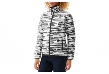 Eider Twin peaks Women's Jacket Black White
