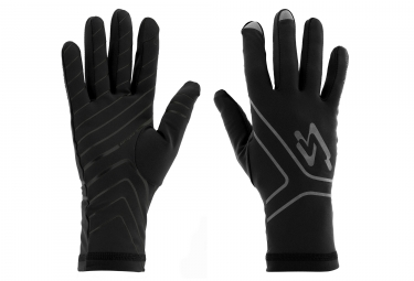 Spiuk XP Thermic Long Gloves Black