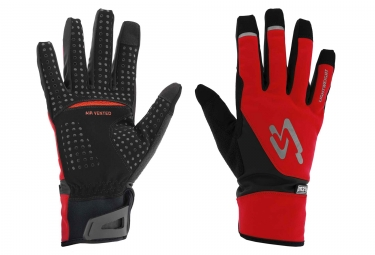 Guantes SPIUK XP M2V Light 2018 Rojo / Negro