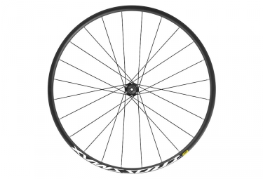 Mavic Crossmax Front Wheel 29'' 2019 | 15/9x100mm | 6 Bolts | Black