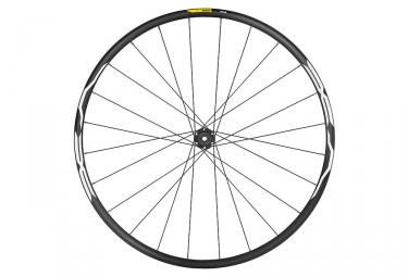Mavic XA Front Wheel 27.5'' 2019 | 15/9x100mm | 6 Bolts | Black