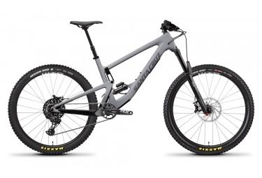 Vélo Tout-Suspendu Santa Cruz Bronson 3 C Carbone 27.5´´ Sram NX Eagle 12V Gris 2019
