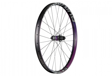 Roue arriere vtt bontrager line plus tubeless 29 boost 12x148mm shimano sram 2019