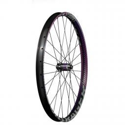 Roue avant vtt bontrager line plus tubeless 29 boost 15x110mm 2019