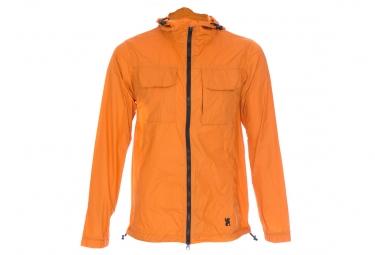 Veste Coupe vent Chrome Wind De Haro Orange