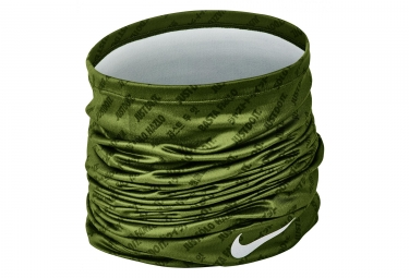 Nike Printed Dri-Fit Collar Green