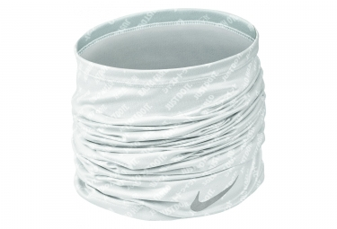 Nike Printed Dri-Fit Collar size White