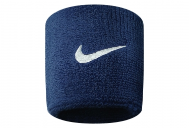 Nike Swoosh Wristbands Blue
