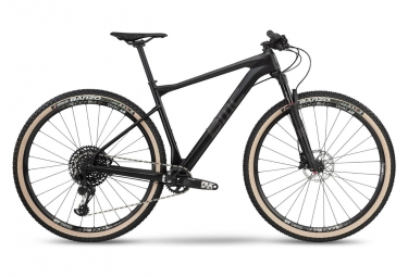 Vtt semi rigide bmc 2019 teamelite 02 one sram nx eagle 12v carbone gris s 164 174 cm