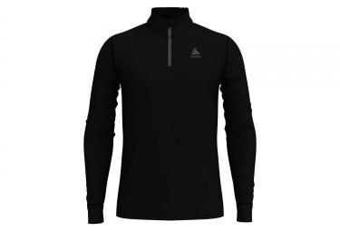 Odlo NATURAL Long Sleeves T-shirt Black