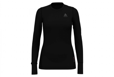 Odlo NATURAL 100% MERINO Long Sleeves T-shirt Black