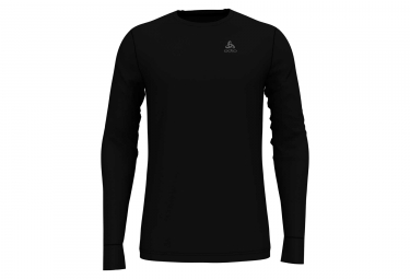 Odlo Long Sleeves T-shirt Black