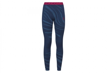 Odlo Blackcomb Tights Blue Pink
