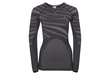 Odlo Blackcomb odyssey Long Sleeves T-shirt Grey Rose