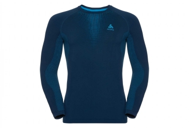 Odlo PERFORMANCE WARM Long Sleeves Blue