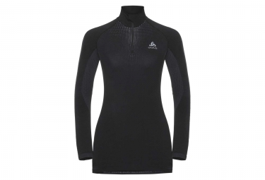 Odlo WARM Long Sleeves Baselayer Black