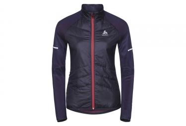 Odlo IRBIS Seamless X-WARM odyssey Jacket Gray Pink