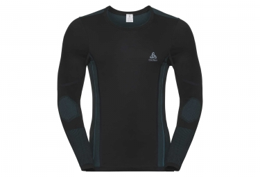 T shirt manches longues odlo performance windshell noir l