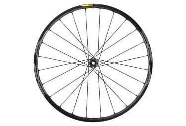 Roue avant 2019 mavic xa elite 29 boost 15x110 mm 6 trous noir