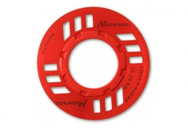 Bosch Chain Guide for Bosch Active Line / Performance Line Red
