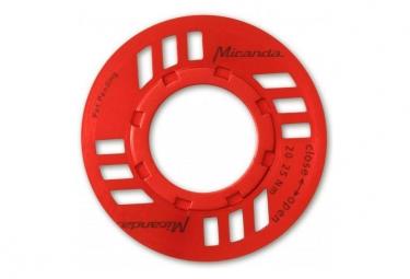Guide-Chaîne Miranda pour Moteur Bosch Active Line / Performance Line Rouge