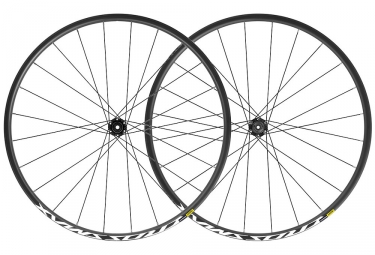 Mavic Crossmax Wheelset 27.5'' 2019 | 15/9x100mm - 12x142mm / 9x135mm | 6 Bolts | Black