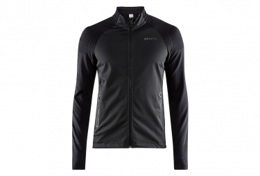 Craft Urban Run Fuseknit Jacket Black