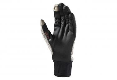 Paire de Gants Eider Wooly grip E.T. 2.0 Gris Noir