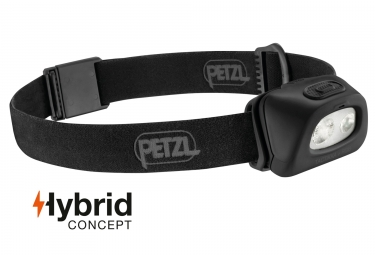 Headlamp Petzl Tactikka +RGB 5 - 250 lumens Black