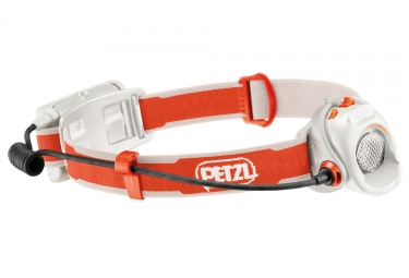 Lampe Frontale Petzl Myo 20 - 370 lumens Orange