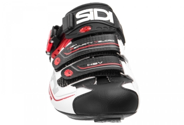 Zapatillas Carretera Sidi Genius 7 Noir / Blanc / Rouge
