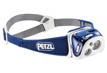 Lampe Frontale Petzl Reactik 40 - 220 lumens Bleu